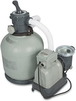 Intex 3000 GPH Sand Filter Pump