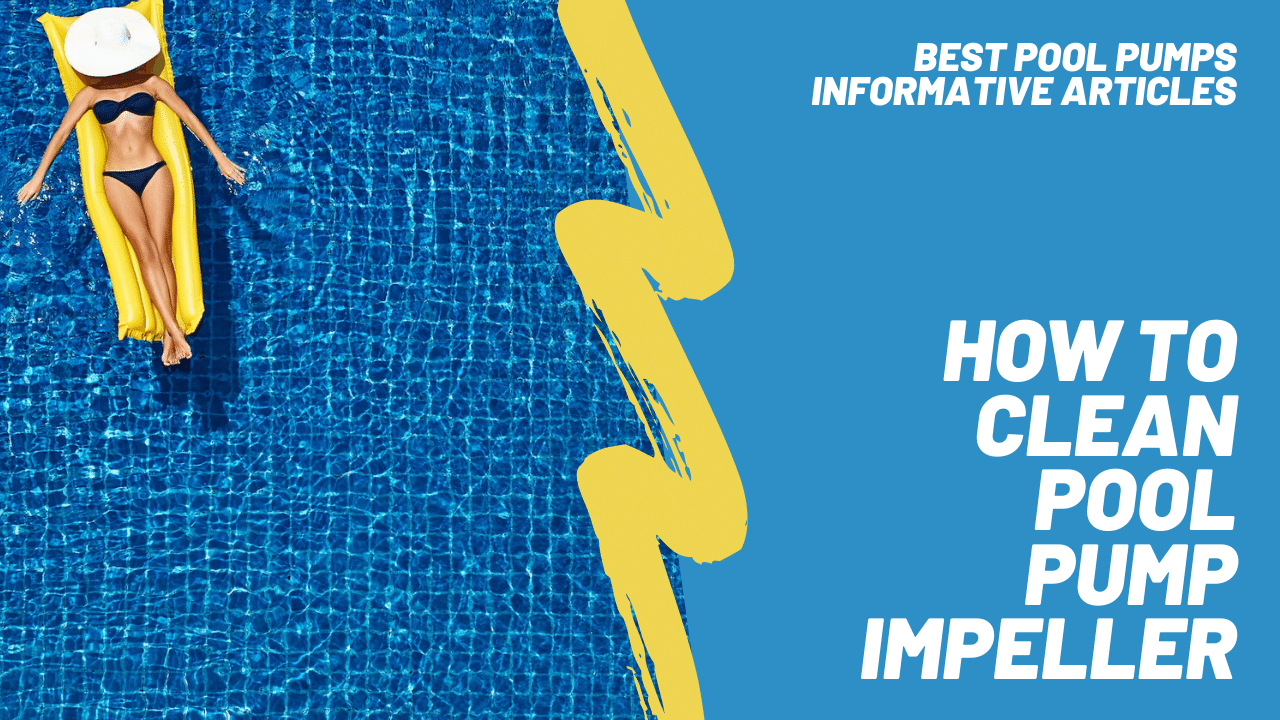 how to clean pool pump impeller featured