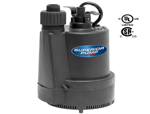 superior pump 91330